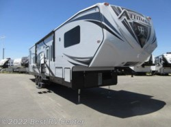 New 2018  Eclipse Attitude 35GSG+3 Two Slides/20.6Ft Cargo/ GREY EXT./ 160 WA by Eclipse from Best RV Center in Turlock, CA