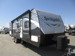 New 2018  Keystone Springdale 270BHWE ALL POWER PACKAGE /OUTDOOR KITCHEN by Keystone from Best RV Center in Turlock, CA
