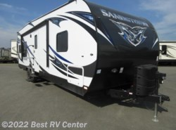 New 2018  Forest River Sandstorm 271GSLR  200W SOLAR POWER/SLIDEOUTS SOLID SURFACE  by Forest River from Best RV Center in Turlock, CA