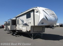 New 2018  Forest River  Chaparral  381RD Rear Den/ King Bed/ / Five Slide  by Forest River from Best RV Center in Turlock, CA