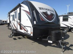 New 2018  Heartland RV Wilderness 2475BH  U Shaped Dinette/ Outdoor Kitch Two Twin B by Heartland RV from Best RV Center in Turlock, CA