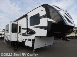 New 2018  Dutchmen Voltage 3655 CALL FOR THE LOWEST PRICE! 6 Point Hy Dual A/ by Dutchmen from Best RV Center in Turlock, CA