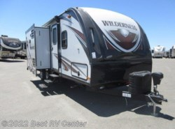 New 2018  Heartland RV Wilderness 2375BH  Rear Double Bunks/ U Shaped Dinette/ Islan by Heartland RV from Best RV Center in Turlock, CA