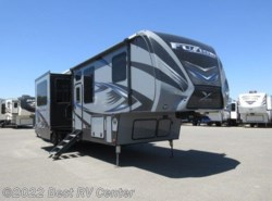 New 2018  Keystone Fuzion FZ371 X-EDITION PKG/ CALL FOR THE LOWEST PR /11 FT by Keystone from Best RV Center in Turlock, CA