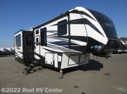 New 2018  Keystone Fuzion FZ371 X-EDITION PKG /12 FT CARGO/ 2 BATH/  6 PT HY by Keystone from Best RV Center in Turlock, CA