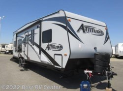 New 2018  Eclipse Attitude 27SAG Gray/ Slide Out/ 160W Solar/ Smoth Fiber Gla by Eclipse from Best RV Center in Turlock, CA