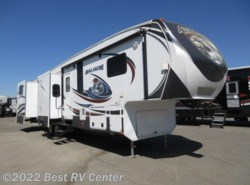 Used 2013  Keystone Avalanche 360RB 5 Slide Outs/ 6 Pt Hydraulic Auto Leveling