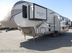 New 2018  Forest River Rockwood Signature Ultra Lite 8298WS Three SlideOuts/ Rear Living by Forest River from Best RV Center in Turlock, CA