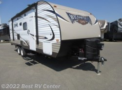 New 2018  Forest River Wildwood X-Lite 221BHXL Murphy Bed/ Two Double Bunks/ U Shaped Din by Forest River from Best RV Center in Turlock, CA