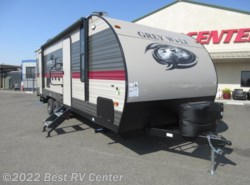 New 2019  Forest River Cherokee Grey Wolf 23DBH Mega Dinette Slide / Two Entry Doors / Two F by Forest River from Best RV Center in Turlock, CA