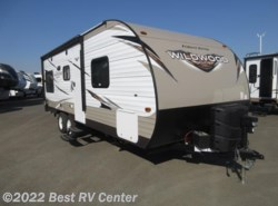 New 2018  Forest River Wildwood X-Lite 202RDXL Rear Living/ Walkaround Bed / All Power Pa by Forest River from Best RV Center in Turlock, CA