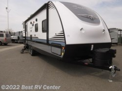 New 2018  Forest River Surveyor 287BHSS Outdoor Kitchen/ Double Bunks/ Front Bedro by Forest River from Best RV Center in Turlock, CA
