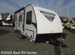 New 2018  Winnebago Micro Minnie 1706FB Front Bed/ Rear Bath/ Dry Weight 2980LBS by Winnebago from Best RV Center in Turlock, CA