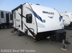 New 2018  Keystone Bullet Ultra Lite Crossfire 1750RK Rear Kitchen/ U Shape Dinette/ Sl by Keystone from Best RV Center in Turlock, CA