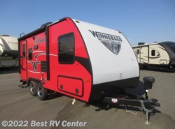 New 2018  Winnebago Micro Minnie 1808FBS Front Queen/ U Shaped Dinette Slide Out by Winnebago from Best RV Center in Turlock, CA
