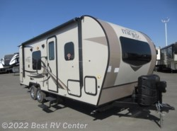 New 2018  Forest River Rockwood Mini Lite 2304KS SAPPHIRE PACKAGE Oyster Fiberglass / Framel by Forest River from Best RV Center in Turlock, CA