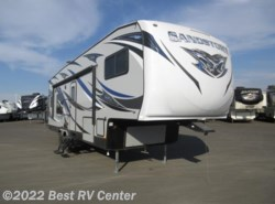 New 2018  Forest River Sandstorm 286GSLR 200 WATT SOLAR POWER/ RAMP PATIO CABLE / S by Forest River from Best RV Center in Turlock, CA