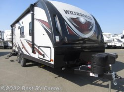 New 2018  Heartland RV Wilderness 2185RB Rear Bathroom/ Slide Out/ U Shaped Dinette by Heartland RV from Best RV Center in Turlock, CA