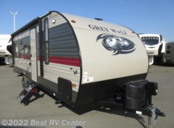 New 2018  Forest River Cherokee Grey Wolf 22RD Rear Dinette Rear Rack/ Front Walk Around Que by Forest River from Best RV Center in Turlock, CA