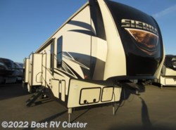 New 2018  Forest River Sierra 384QBOK 6 Pt Hydraulic Auto Leveling/ 5 Slide Outs by Forest River from Best RV Center in Turlock, CA