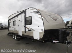 New 2018  Forest River Wildwood X-Lite 211SSXL 13' Cargo Area/ Front Queen/Solar Prep by Forest River from Best RV Center in Turlock, CA