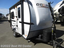 New 2018  Forest River Rockwood GeoPro 14FK Dry Weight 2022 Front Kitchen / Rear L by Forest River from Best RV Center in Turlock, CA