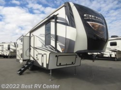 New 2018  Forest River Sierra HT 3250IK Rear Living/ Three Slide Outs / Island Kitc by Forest River from Best RV Center in Turlock, CA