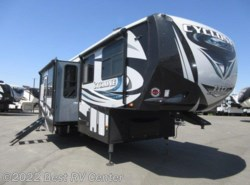 New 2018  Heartland RV Cyclone 3600 12.5Ft Carage / Two Bathrooms/ 6 PT HYDRAULIC by Heartland RV from Best RV Center in Turlock, CA