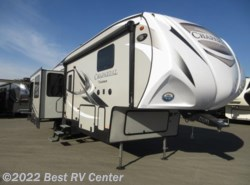New 2018  Coachmen Chaparral 298RLS Rear Living/Auto Leveling/ Three Slide Outs by Coachmen from Best RV Center in Turlock, CA