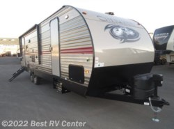 New 2019  Forest River Cherokee 264L Rear Living/Fireplace/ Front Queen Bed by Forest River from Best RV Center in Turlock, CA