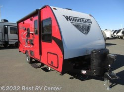 New 2018  Winnebago Micro Minnie 1700BH Dry Weight 3010Lbs /Front Queen by Winnebago from Best RV Center in Turlock, CA