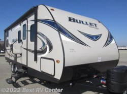 New 2018  Keystone Bullet Ultra Lite 243BHSWE Rear Twin Bunks/ Outdoo / U Shape Dinette by Keystone from Best RV Center in Turlock, CA