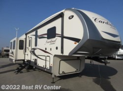 New 2018  Forest River Cardinal 3655RSLE THREE SLIDE OUTS/ISLAND KITCHEN /6 POINT  by Forest River from Best RV Center in Turlock, CA
