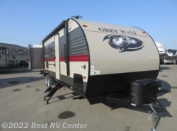 New 2018  Forest River Cherokee Grey Wolf 27DBS Two Slide Outs/ U Shaped Dinette/ Rear Bunks by Forest River from Best RV Center in Turlock, CA