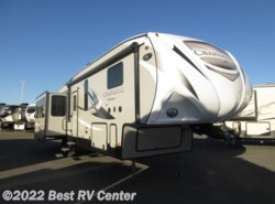 New 2018  Coachmen Chaparral 360IBL 6 Pt. Auto Leveling/ / Mid Bunk / Four Slid by Coachmen from Best RV Center in Turlock, CA
