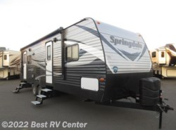 New 2018  Keystone Springdale 258RLWE U SHAPED DINETTE/ REAR LIVING by Keystone from Best RV Center in Turlock, CA
