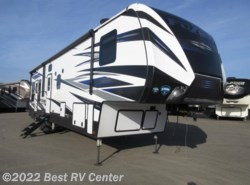 New 2018  Keystone Fuzion FZ369 X-EDITION /11 Ft. GARAGE/ 6 PT HYDRAULIC AUT by Keystone from Best RV Center in Turlock, CA