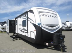 New 2018 Keystone Outback 328RL Rear Living/4 Pt Electric Auto Level Three S available in Turlock, California