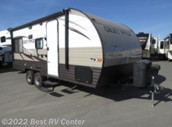 Used 2015  Forest River Cherokee Grey Wolf 19RL Rear Living/ Front Bed/Dinette by Forest River from Best RV Center in Turlock, CA