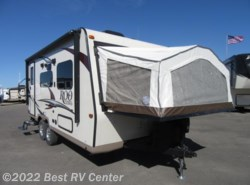New 2017  Forest River Rockwood Roo 19 SOLID SURFACE / Oyster Fiberglass / Frameless W by Forest River from Best RV Center in Turlock, CA