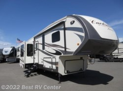 New 2019  Forest River Cardinal 3950TZ 6 Point Hydraulic Auto Leveling/ Rear Den / by Forest River from Best RV Center in Turlock, CA