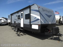 New 2019  Keystone Springdale 2980BH Outdoor Kitchen/ Four Bunk Beds / Slide Out by Keystone from Best RV Center in Turlock, CA
