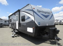 New 2019  Keystone Springdale 252RL Rear Living/All Power Package/ U Shaped Dine by Keystone from Best RV Center in Turlock, CA