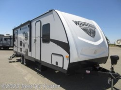 New 2019  Winnebago Minnie 2606RL Rear Living/ Two Entry Doors/ Slide Out by Winnebago from Best RV Center in Turlock, CA