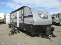 New 2019 Forest River Cherokee Grey Wolf 27DBS Two Slide Outs/ U Shaped Dinette/ Rear Bunks available in Turlock, California