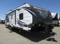 New 2019 Forest River Sandstorm 271SLR  Slideouts/ 200W Solar Power/ SOLID SURFACE available in Turlock, California