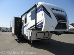 New 2019 Keystone Fuzion Impact 343 CALL FOR THE LOWEST PRICE!  13' 6 PT HYDRAULIC available in Turlock, California