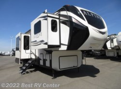 New 2019 Keystone Alpine 3710KP IN COMMAND SMART AUTOMATION SYST/ 6 PT HYDR available in Turlock, California