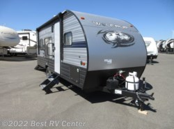 New 2019 Forest River Cherokee Wolf Pup 18RJB Front Queen/ Rear Dinette/ Bunk Bed/ Dry Wei available in Turlock, California