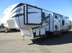 New 2019 Dutchmen Voltage Triton 3531 13Ft Garage/Dual Bathrooms /6 Pt Hydraulic Au available in Turlock, California